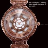 "Женские Часы Weiqin Серии ""Crystal Rudder Wheel"""